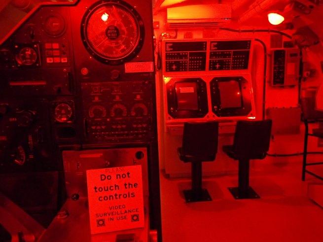 Submarine Museum, Holbrook