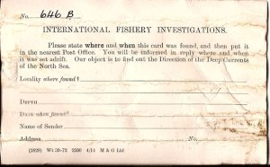 international fishery investigations no 646 B