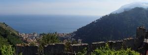 View from San Nicola Miaori