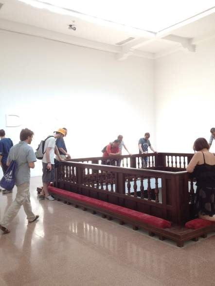 Venice Biennale Russia Vadim Zakharov Danae 2013
