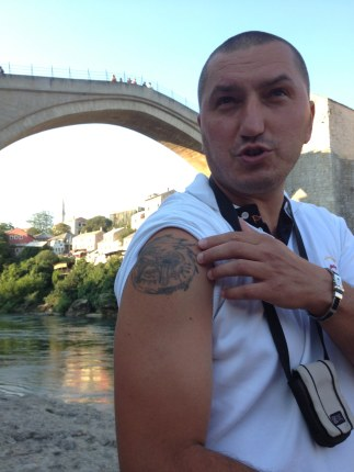 Mostar Bridge - Stari Most - Alli Burness - 2013