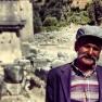 Xanthos ruins - Turkish guide - Alli Burness - September 2013