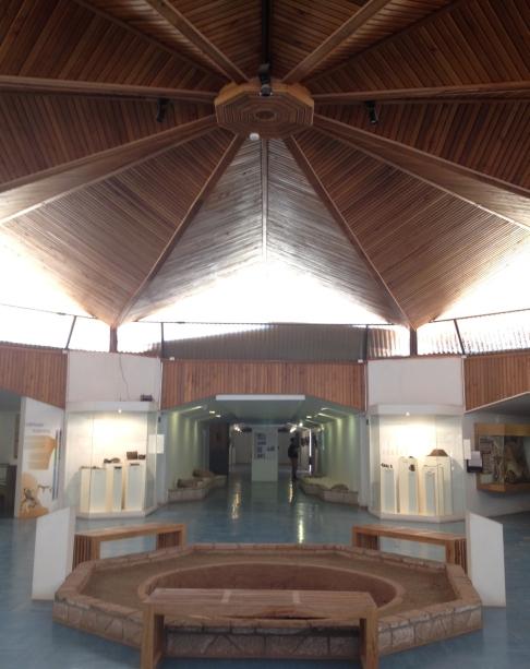 R P Gustavo le Paige Archeological Museum - Alli Burness - January 2014