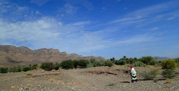 Alli Burness - Locals in Sahara Morocco - October 2013