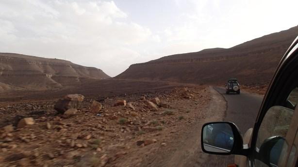 Alli Burness - Morocco Sahara - On the Road - October 2013