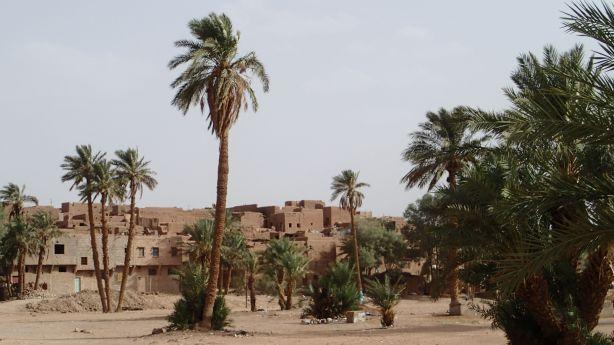 Alli Burness - Tamegroute Kasbah - Morocco Sahara - October 2013