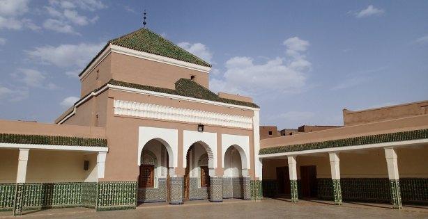 Alli Burness - Tamegrout Holy Site - Sahara, Morocco - October 2013