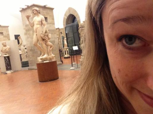 Alexandra Korey art selfie museum