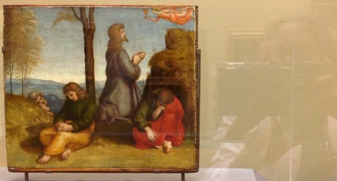 Sedef Piker - Raphael at the Met