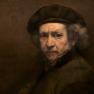 Rembrandt van Rijn, Self-Portrait, 1659