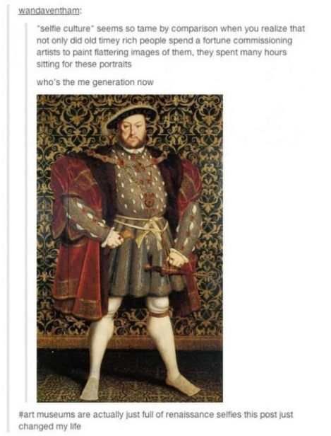 TumblrSelfieHistory
